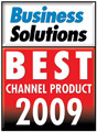 Best Channel Product by Business Solutions Magazine